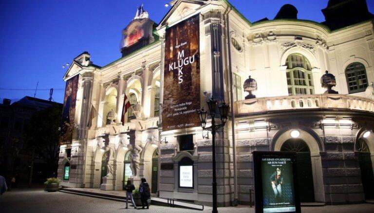 Tenisa kortus pie Nacionālā teātra nodos Rīgas domes valdījumā piebūves būvei