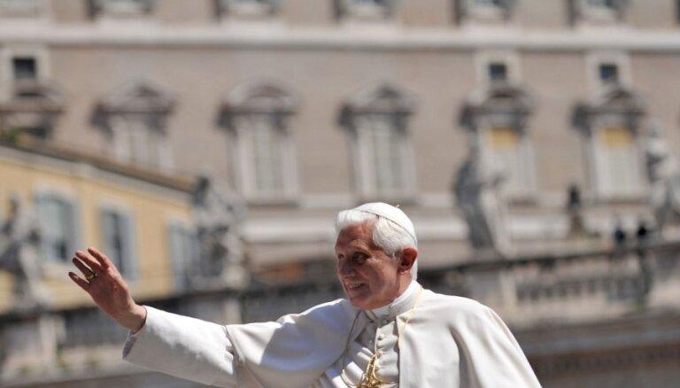 Папа римский выступил с рождественским Urbi et orbi (видео)