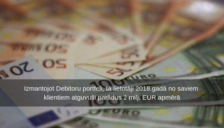 Trīs iemesli, kāpēc parādu atgūšanā izmantot Debitoru portfeli