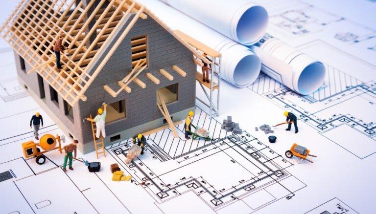 Лидеры строительного рынка - BMGS, Skonto būve и UPB