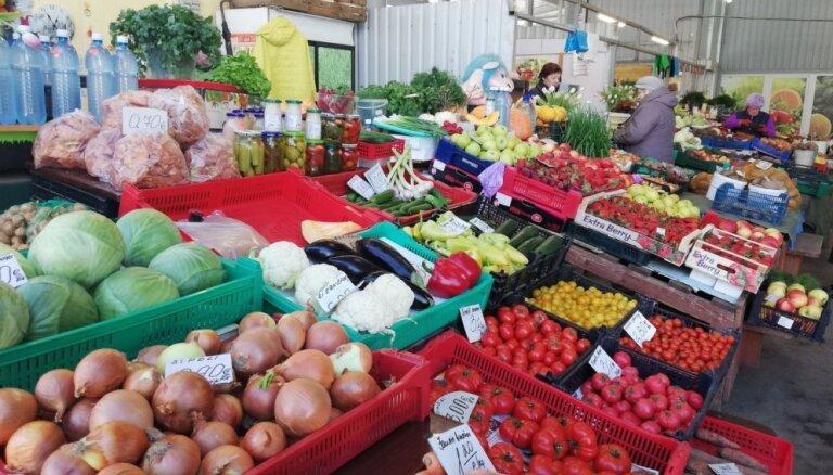 Ассоциация разъяснила, как ставка НДС повлияла на торговцев фруктов и овощей