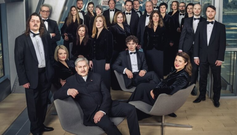 Latvijas Radio koris un diriģents Sigvards Kļava dosies koncertturnejā uz Japānu