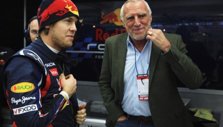 'Red Bull' īpašnieks aizliedz izmantot komandas pavēles