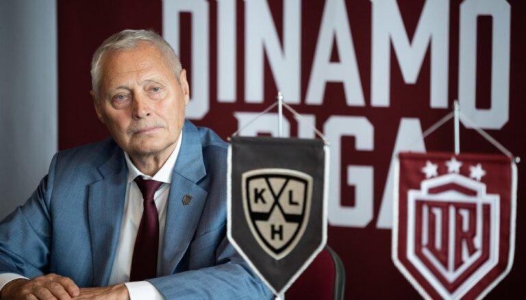 'Spried ar Delfi' par 'Dinamo Rīga' aizvadīto sezonu un hokeja kluba nākotni. Pilns ieraksts