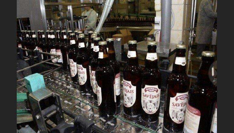 'Bauskas alus' šogad prognozē apgrozījuma pieaugumu par 10%