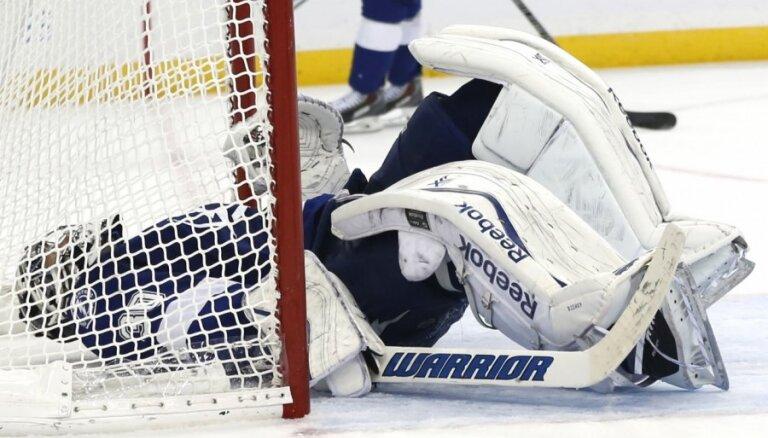Video: kārtējais muļķīgais vārtu zaudējums NHL spēlē