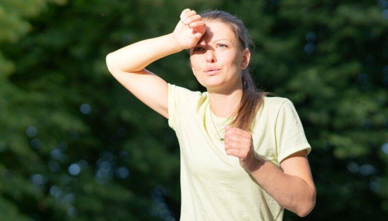 Astoņi padomi, kā skriešanu tveices laikā padarīt drošu