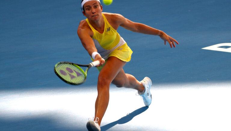 Севастова вышла во второй круг Australian Open, Гулбис снялся из-за травмы