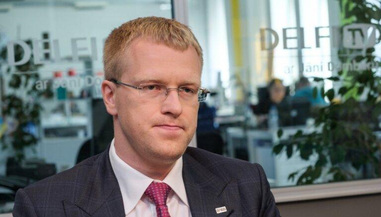 """Мэр Даугавпилса Элксниньш заявил, что в аэропорту """"Рига"""" его обыскала СГБ"""