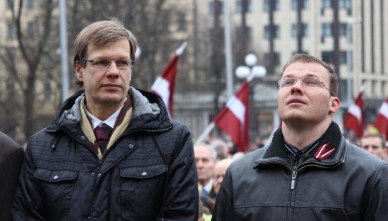 Нацблок вновь предлагает объявить 16 марта официальным днем памяти латышских воинов