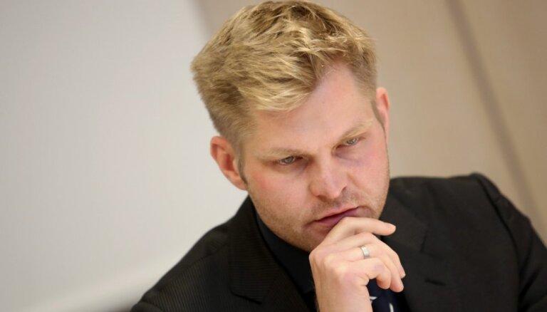 JKP pievienojies arī ekonomiskās krīzes laika EK Latvijas uzraudzības administrators Gatis Eglītis