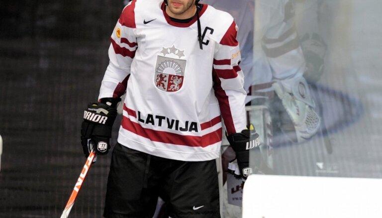 Visticamāk, Latvijai pasaules čempionātā nāksies spēlēt arī bez Skrastiņa