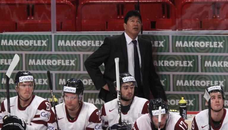 Нолан назвал кандидатов в сборную Латвии на турнир во Франции