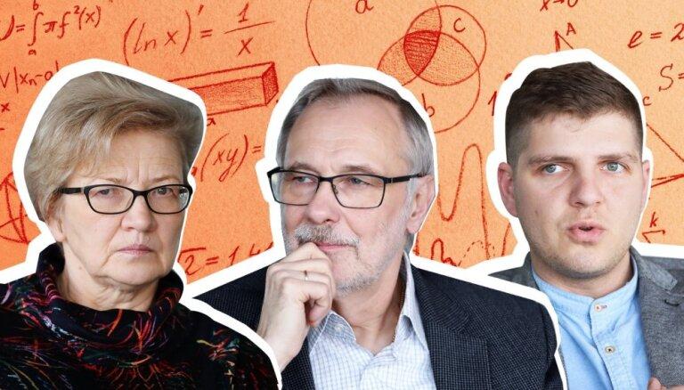 Fiziķu deficīts: nemotivēti skolēni vai neprasmīgi pedagogi?