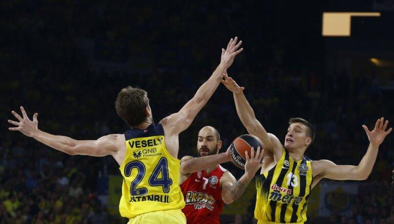 Čehs Veselijs kļūst par vērtīgāko spēlētāju ULEB Eirolīgas kārtā