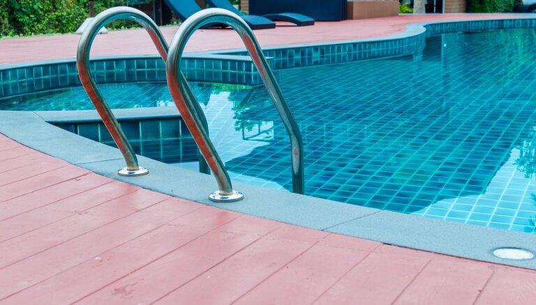 Karstā laika glābiņš – baseins: viss par ierīkošanu un uzturēšanu