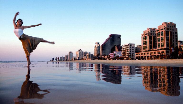 Rīgā būs festivāls 'Telavivas pludmale'