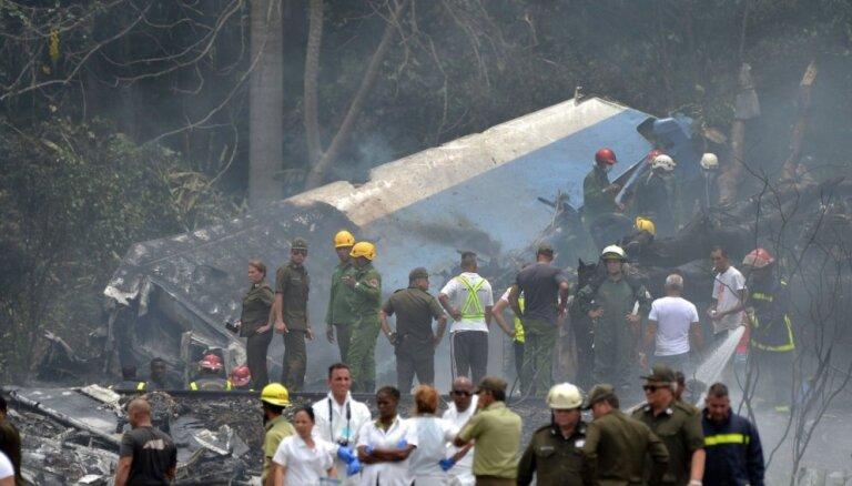Увеличилось число жертв авиакатастрофы на Кубе: умерла выжившая при крушении женщина