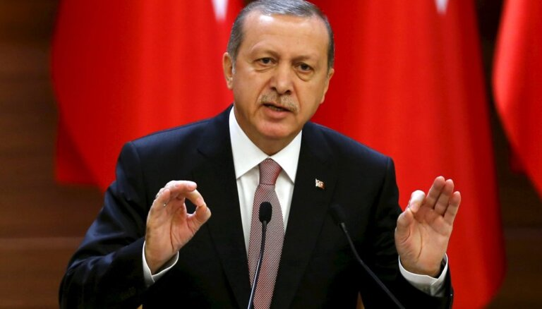 """Президент Турции пригрозил принять """"ответные меры"""" на санкции РФ"""