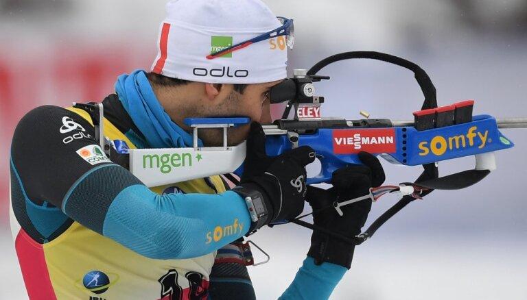 Фуркад и Кузьмина выиграли спринтерские гонки в Оберхофе