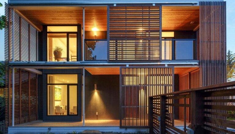 60 kvadrātmetru namiņš ar burvīgu verandu