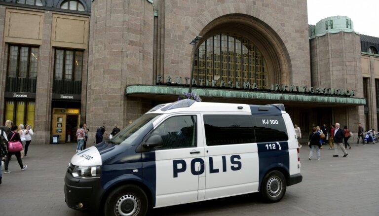 Teātrī Helsinkos nograndis sprādziens