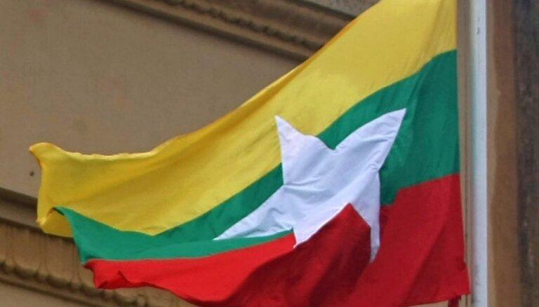 Латвия установила дипотношения с Мьянмой