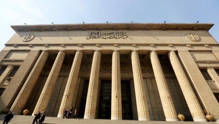 Par uzbrukumiem kristiešiem Ēģiptē piespriež nāvessodu diviem vīriešiem