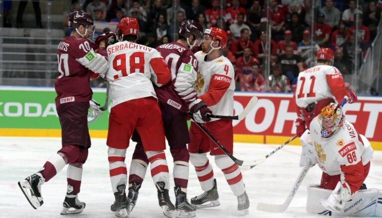 Российский хоккейный эксперт: нам в Минске будет проще, в Риге много провокаторов