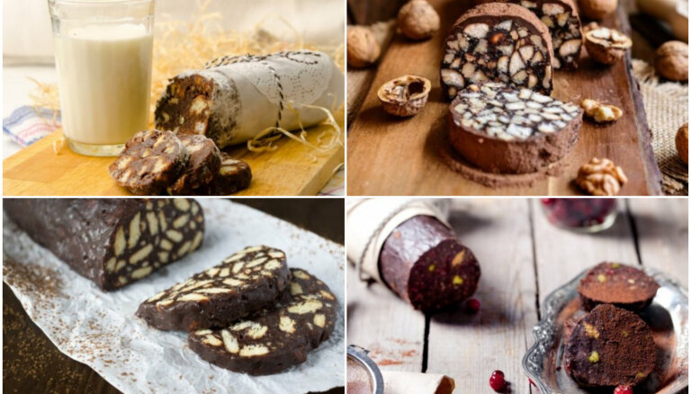 Bērnu prieks – saldā 'desa': 12 receptes maziem un lieliem saldummīļiem