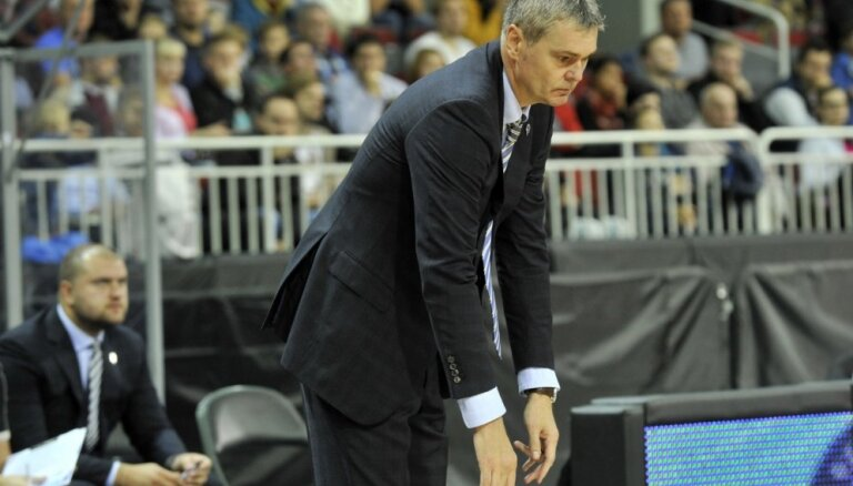 Багатскис сохранил пост главного тренера сборной Латвии