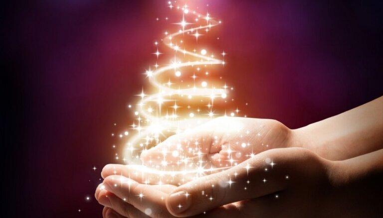 Brīnumu laiks: tradicionālais Ziemassvētku labdarības tirdziņš ar neparastu izsoles priekšmetu