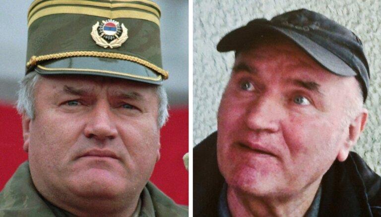 Международный суд оставил в силе пожизненное заключение Младича