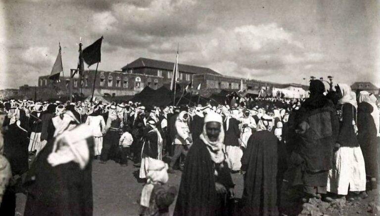 Atskats vēsturē: Pirms 90 gadiem sīrieši no Damaskas padzina frančus