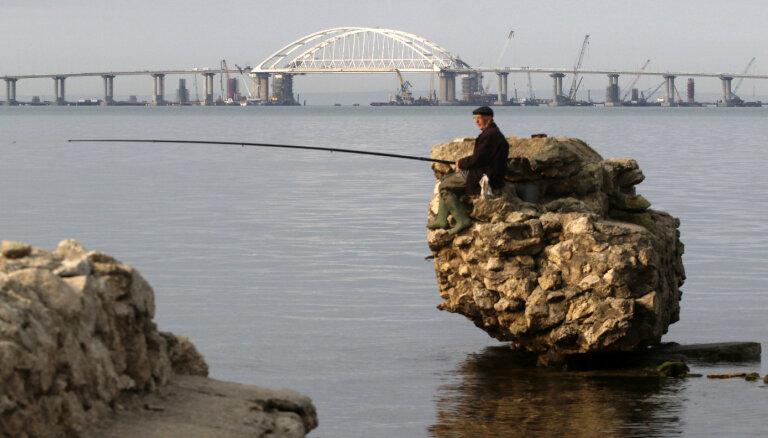 Krievijas okupētajā Krimā atvērs pirmo diplomātisko pārstāvniecību