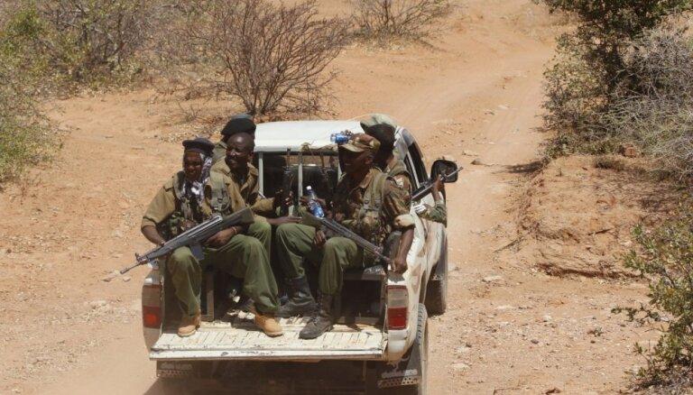 Министр обороны Латвии отправился в Африку