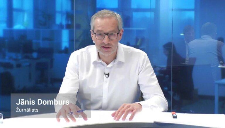 Skandāls 'Rīgas Satiksmē' — 'Delfi TV ar Jāni Domburu' atbild Anrijs Matīss