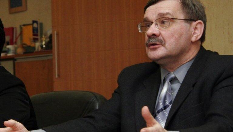 Лидер Латгальской партии почти уверен, что станет мэром Даугавпилса