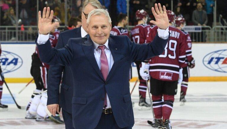 Rīgas 'Dinamo' nav iesniegusi dokumentus dalībai nākamajā KHL sezonā