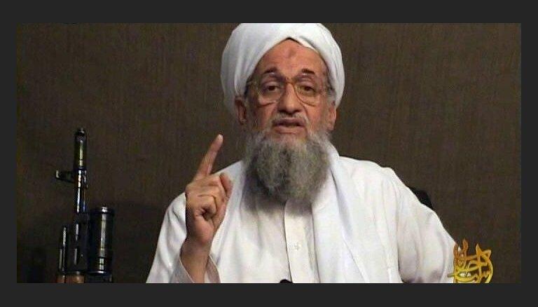 'Al Qaeda' līderis pieteicis karu Islāma valsts 'kalifam' Al-Bagdadi