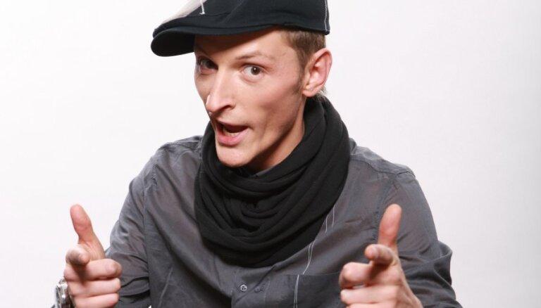 Павел Воля покажет в Риге свое новое шоу