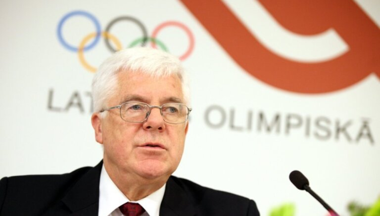 Latvijas Olimpiskā un Paralimpiskā komiteja parakstīs sadarbības līgumu