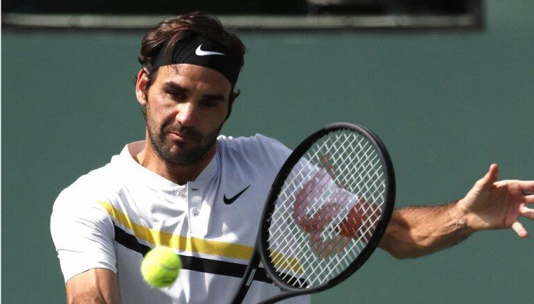 Первое в сезоне поражение Федерера пришлось на финал Индиан-Уэллса от дель Потро