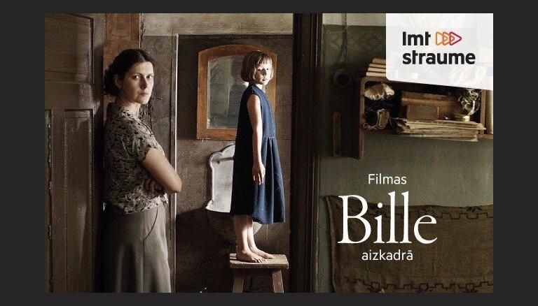 Noskaties! Filmas 'Bille' aizkadrā – 30. gadu Latvija bērna acīm