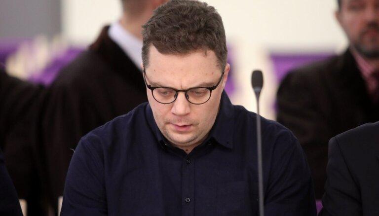 Zolitūdes traģēdijā krimināllietā Sergetam piespriež 6 gadus cietumā; pārējos attaisno