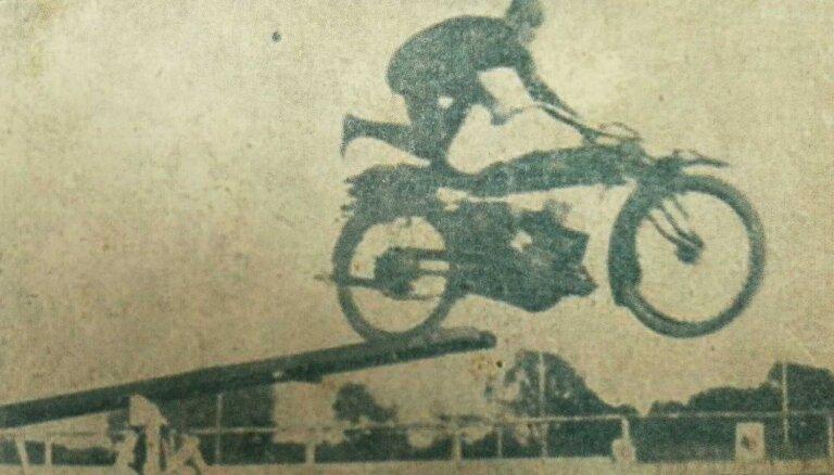 Latviešu dēkaiņi pasaulē: Eiropas 'motocikletu karālis', izgudrotājs un ceļotājs Kārlis Ploks