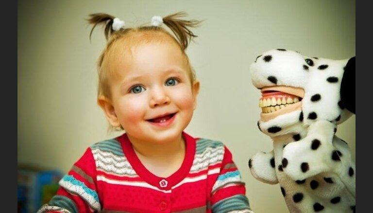 Par zobu un mutes higiēnu saistībā ar uzturu izglītoti 22 tūkstoši bērnu