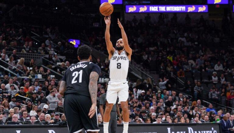 Kurucam simbolisks spēles laiks 'Nets' zaudējumā