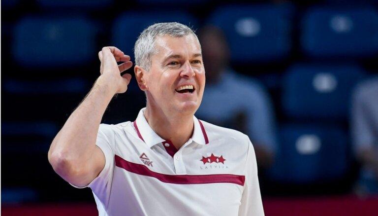 Bagatskis neizslēdz iespēju atgriezties Latvijas basketbola izlases galvenā trenera amatā