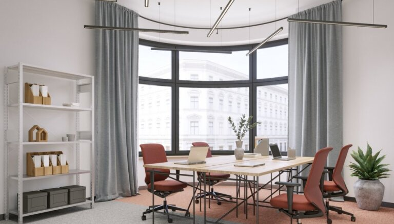 'Workland' investēs ap 700 000 eiro jaunu koprades telpu izveidē Rīgā